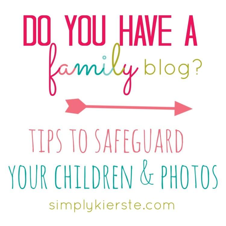 online photo safety | simplykierste.com