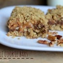 turtle cookie bars | simplykierste.com