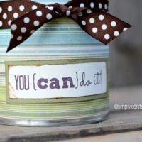 You Can Do It!  Encouragement for Kids & Families