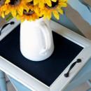 turn a frame into a tray | simplykierste.com