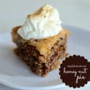 honey nut pie | simplykierste.com