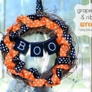 grapevine & ribbon wreath | simplykierste.com
