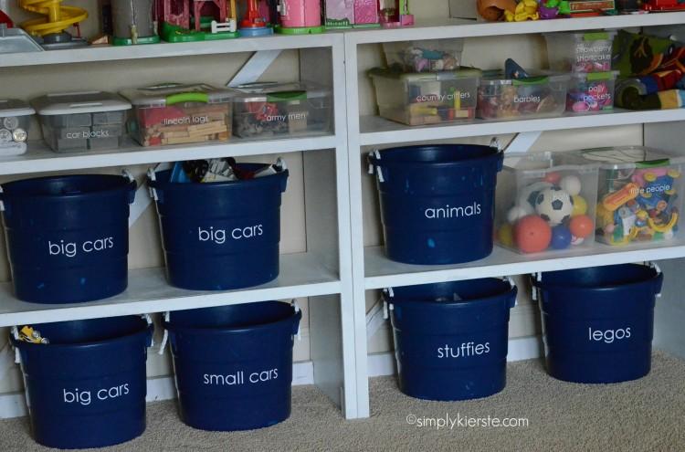 toy organization | simplykierste.com