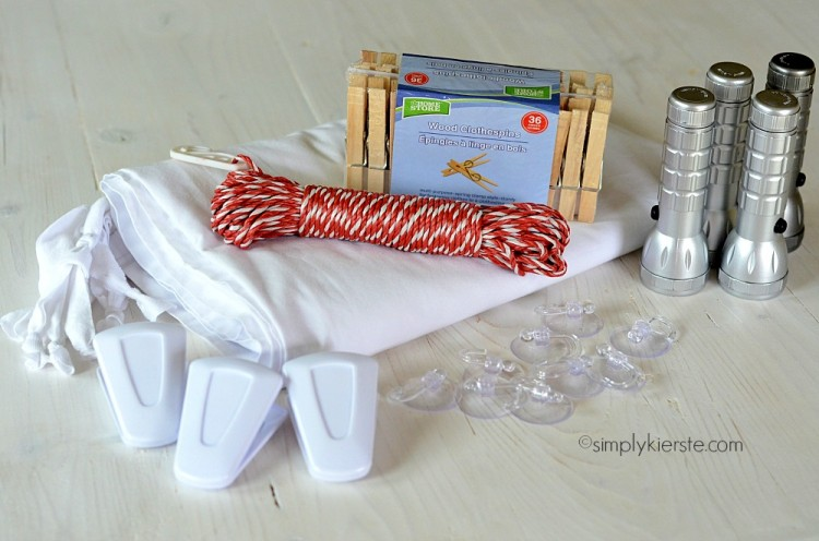 no sew fort kit | simplykierste.com