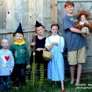 wizard of oz kids | simplykierste.com