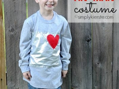 easy tin man costume | simplykierste.com