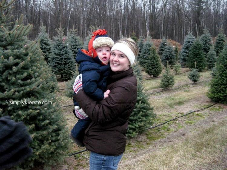 christmas tree | simplykierste.com