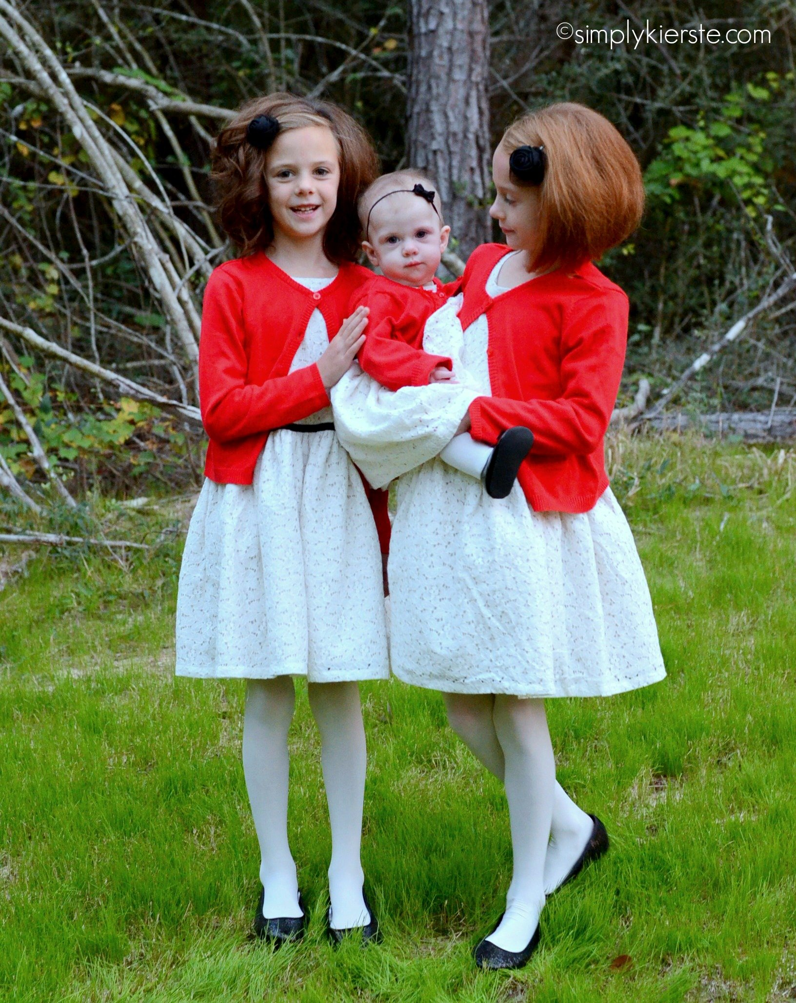 sister christmas dresses holiday photos with oshkosh bgosh simplykierste com