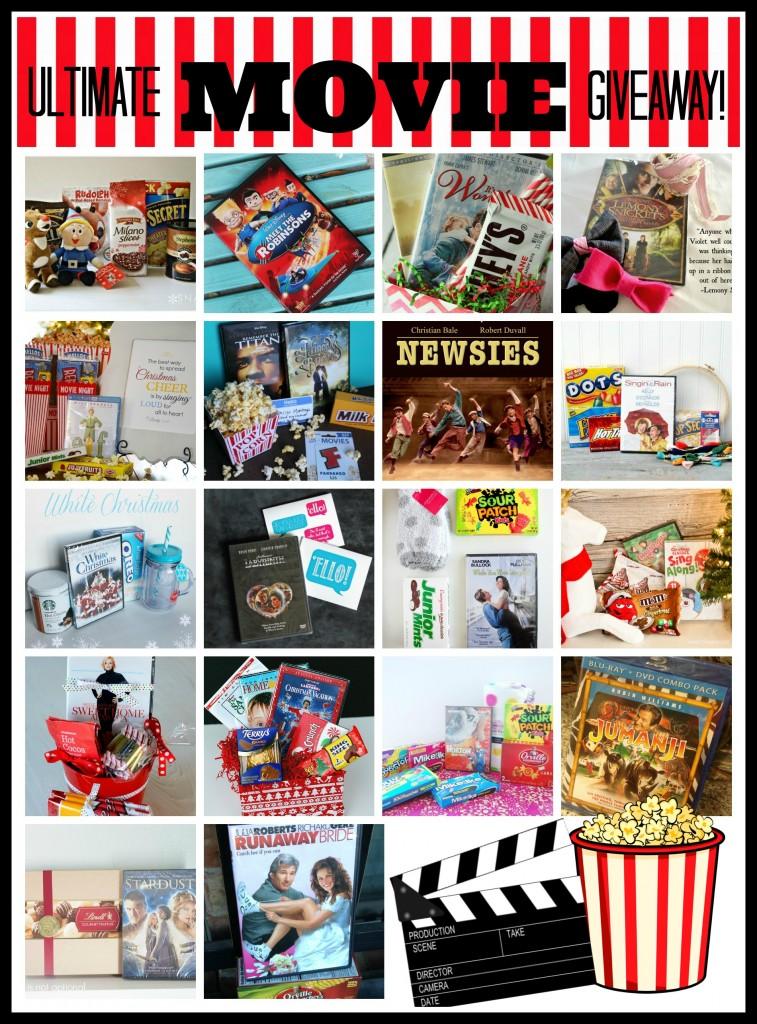 ultimate movie giveaway | simplykierste.com
