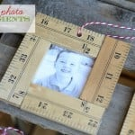 {ruler photo ornaments}