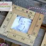 Ruler Photo Ornaments