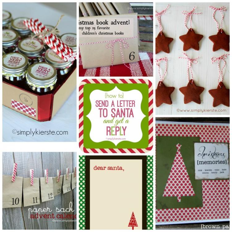simply kierste christmas | simplykierste.com