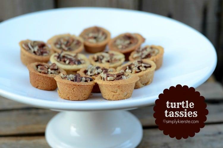 turtle tassies | simplykierste.com