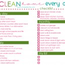 a clean home every day | simplykierste.om