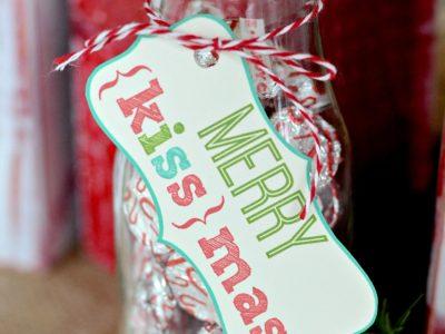 merry kissmas | simplykierste.com