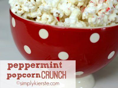 peppermint popcorn crunch | simplykierste.com