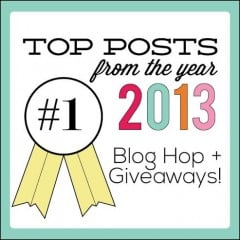 Top Posts of 2013 | simplykierste.com