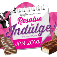 {resolve to indulge with skinny cow!}
