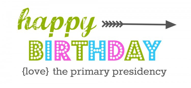 happy birthday primary tags | simplykierste.com