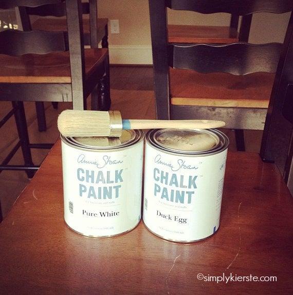 chalk paint review | simplykierste.com