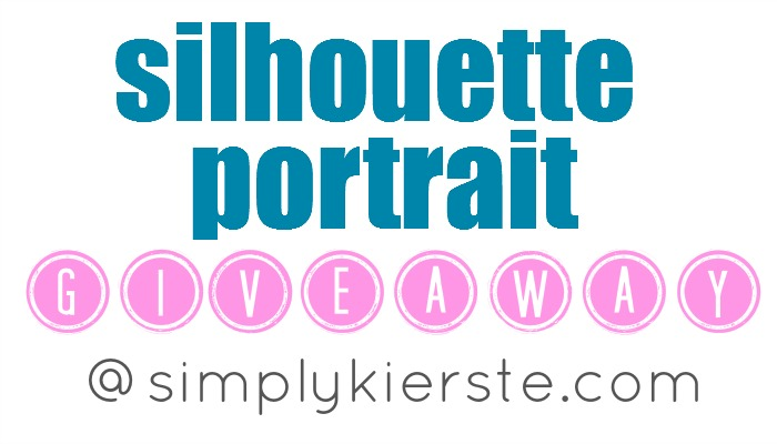 {january silhouette promo & giveaway}