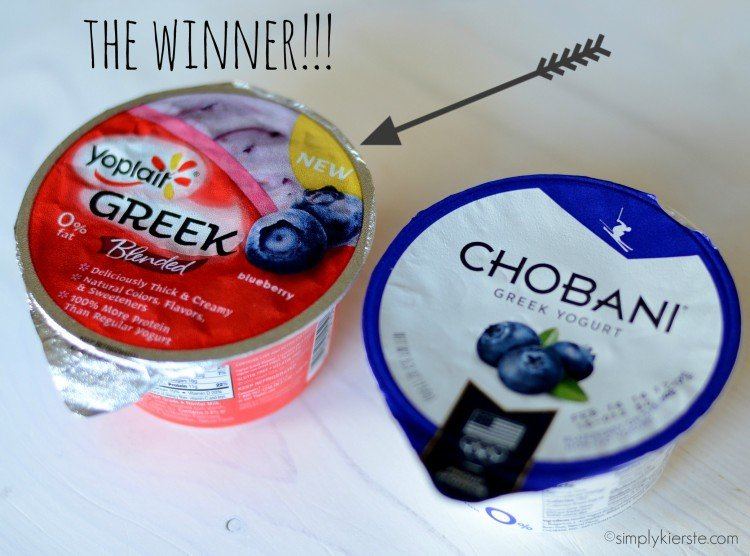 greek yogurt taste-off | simplykierste.com