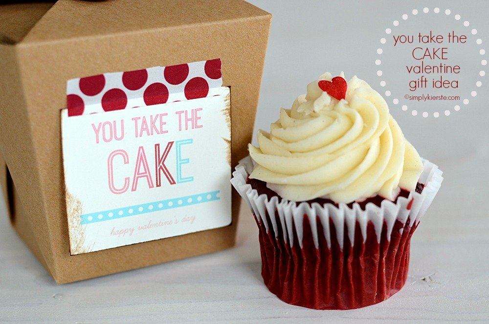 you take the cake valentine | simplykierste.com