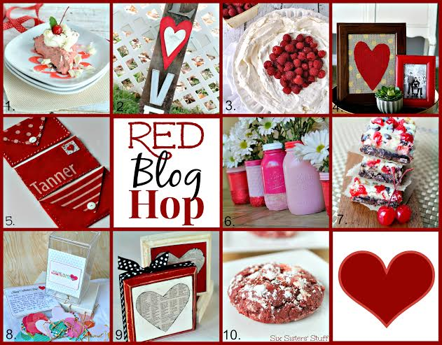 10 bloggers RED projects | simplykierste.com