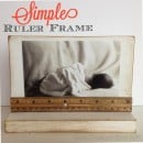 Simple Ruler Frame | simplykierste.com