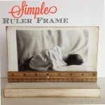 Simple Ruler Frame {Contributor: Chalkboardblue}