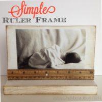 Simple Ruler Frame