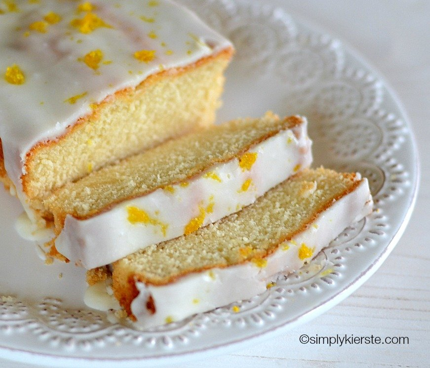 Glazed Lemon Bread | simplykierste.com