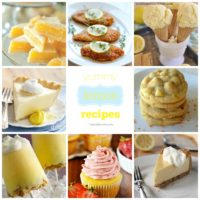 yummy lemon recipes | oldsaltfarm.com