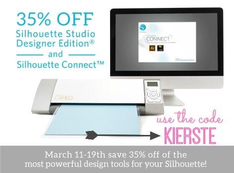 Silhouette Studio Designer Edition Software   simplykierste.com