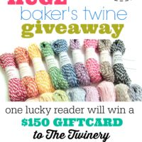 THE TWINERY $150 Giftcard Giveaway!