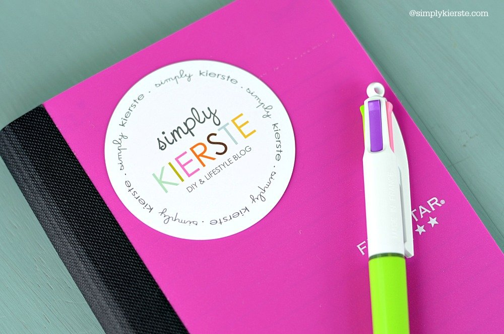 SNAP 2014 & My NEW Blogger Business Cards | simplykierste
