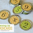 Canning Lid Flashcards | simplykierste.com