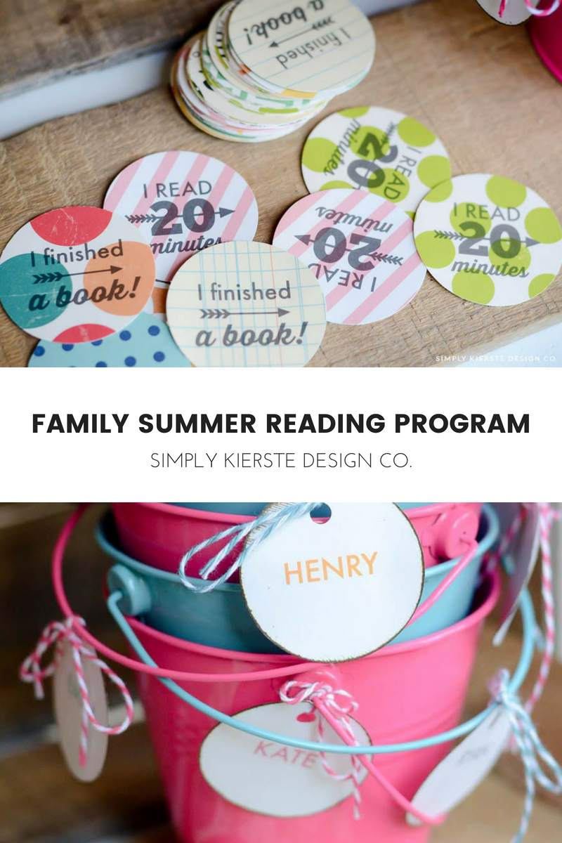 Family Summer Reading Program