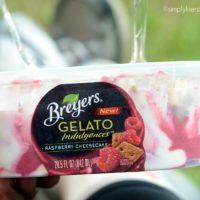 A Date Night With Breyers Gelato Indulgences