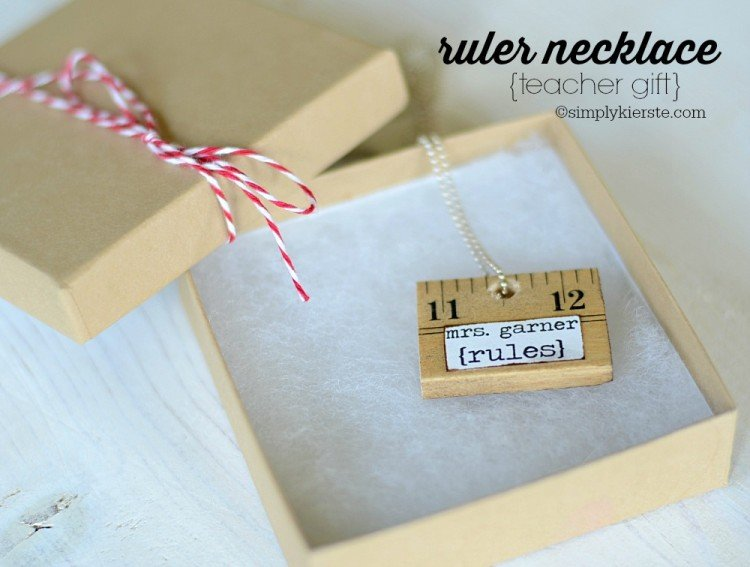 Ruler Necklace | oldsaltfarm.com