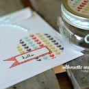 Silhouette Washi Sheets | simplykierste.com