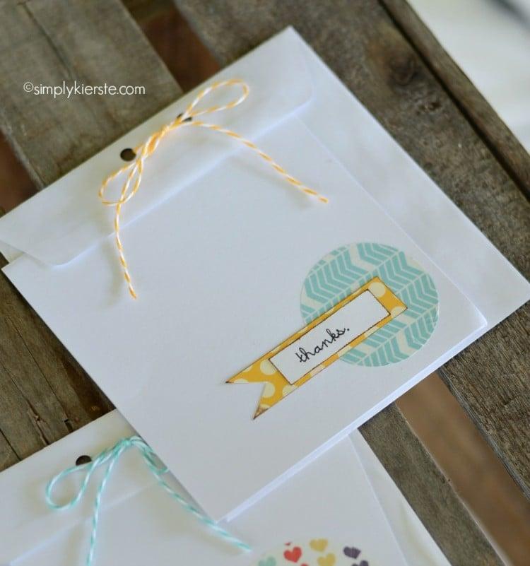 silhouette washi sheets | simplykierste.com