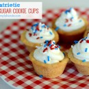 patriotic sugar cookie cups | simplykierste