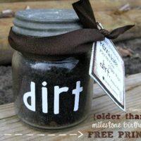 Older than Dirt: Celebrating a Milestone Birthday