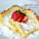 Easy German Pancakes | simplykierste.com