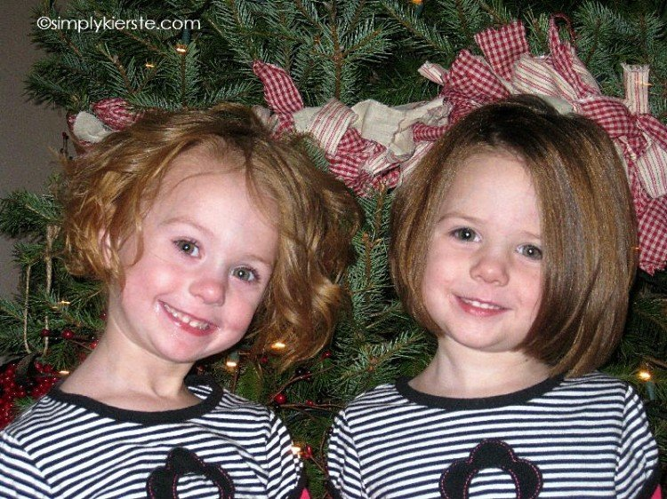 Summer Hairstyles for Little Girls | Short Hair | simplykierste.com