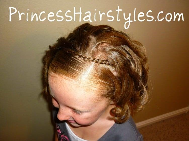 Summer Hairstyles for Girls | simplykierste.com