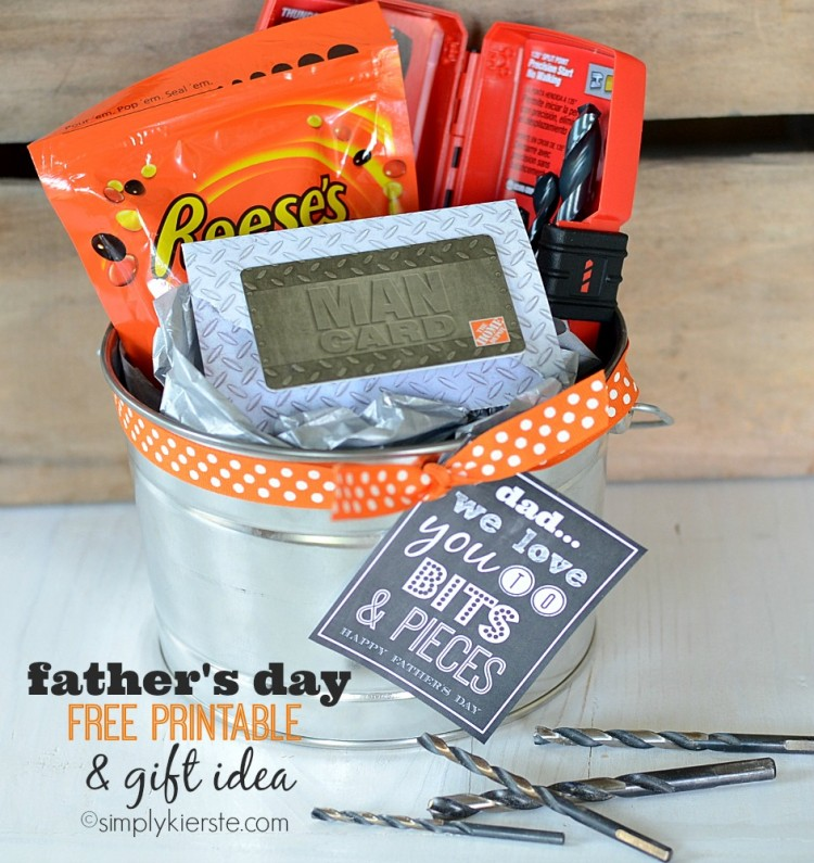 father's day with the home depot | free printable