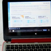 Planning a Family Getaway with the HP Pavilion x360