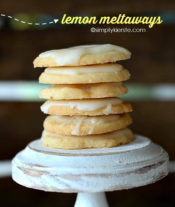 Lemon Meltaways | oldsaltfarm.com